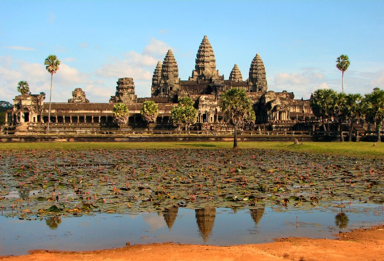 Angkor Wat Built by Chola King